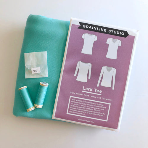 Stay Home & Sew: Lark Tee