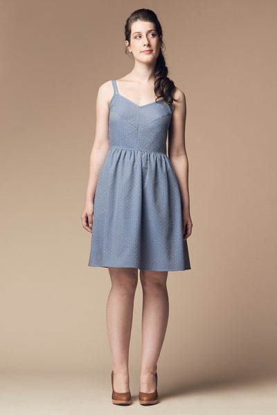 Stay Home & Sew: Centaurée Dress