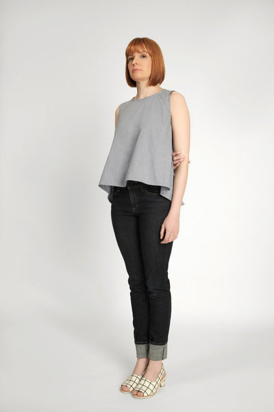 Stay Home & Sew: Collins Top
