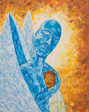 Angel Support II Painting - Print