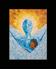 Angel Support I Painting - Print on Canvas