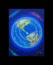 Earth Energy III Painting - Print on Canvas