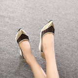 Casual Pointed toe Pumps