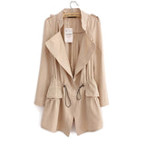 Cardigans Casual  Trench