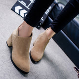 Thick   Shoes Botas