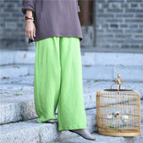 Cotton Summer Relax Pant