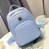 New Fashion Small Leather Backpack
