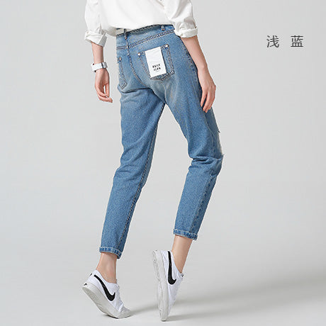 New Arrival Cotton Jeans
