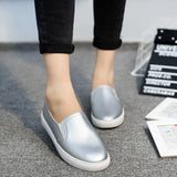 Casual Spring Leather Loafers