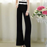 High Waisted Loose Pant