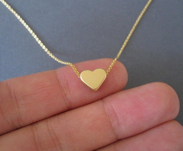 New Tiny Heart Necklace