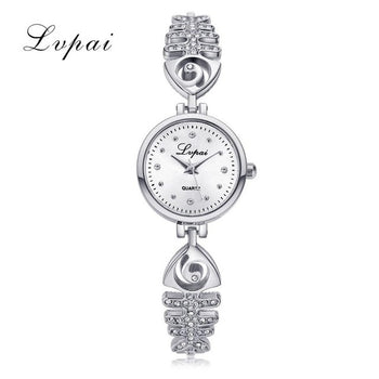 Crystal Dress WristWatch