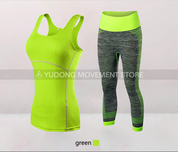 Athletic Gym Yoga Clothes Running