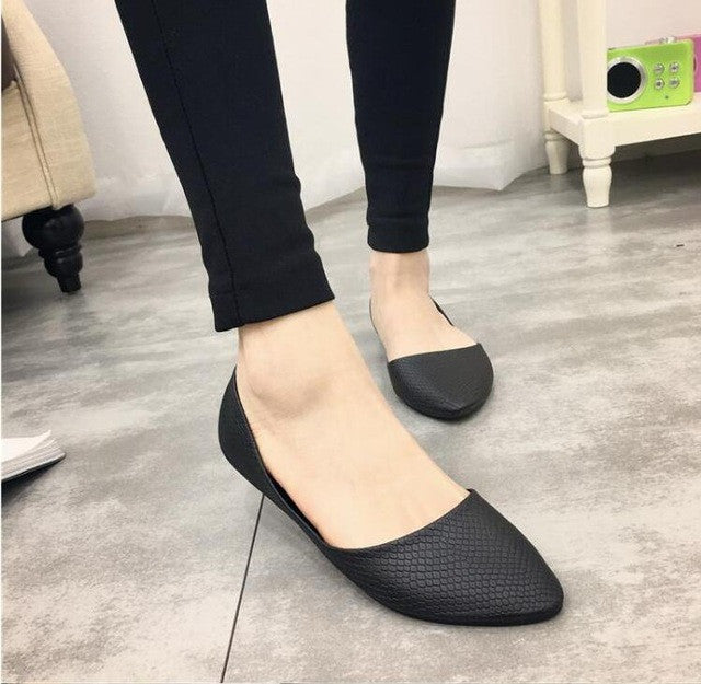 Ballet Pointed Toe Shoes