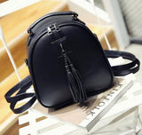 PU Leather mini Backpack