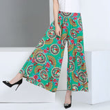 Big Size High Waist Loose Pant