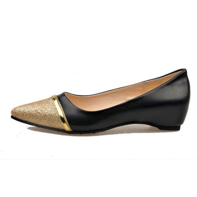 Pointed Toe Flats Shoes