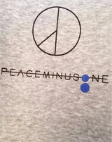 Peaceminusone  Men Women T-Shirt