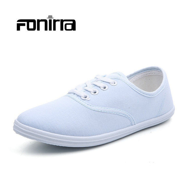 Cotton Women Casual Shoes