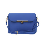 casual flap crossbody shoulder  bag