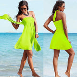 Bandage Beach Dress