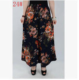 Floral Printed Cotton Pant