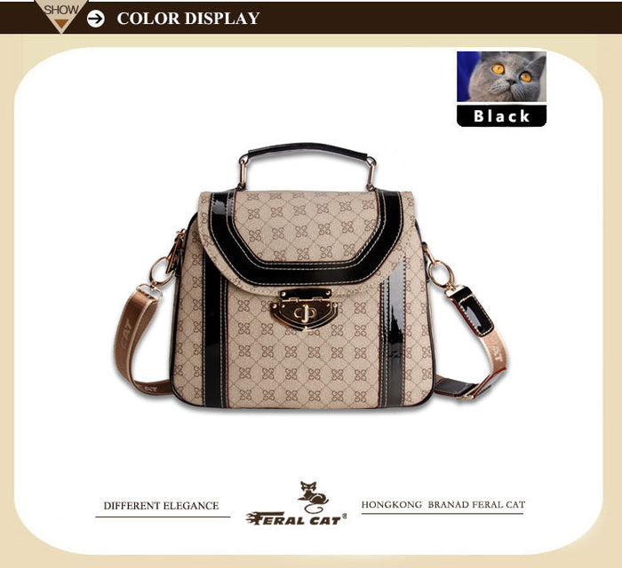 Retro Crossbody Bag