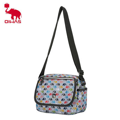 Elephant Pattern Bag