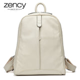 Real Soft Genuine Leather Backpack