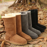 Classic Bailey Bow Tall Snow Boots