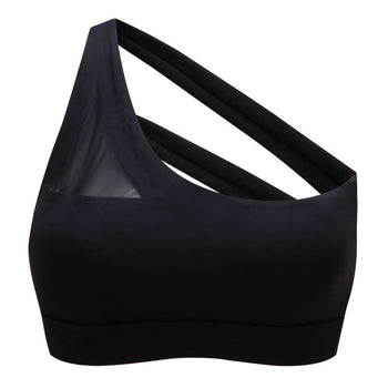 Colorvalue  Off-shoulder Sports Bra