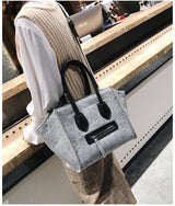 Luxury Woolen Handbags