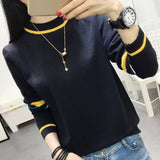 Pullovers Knitted Sweater