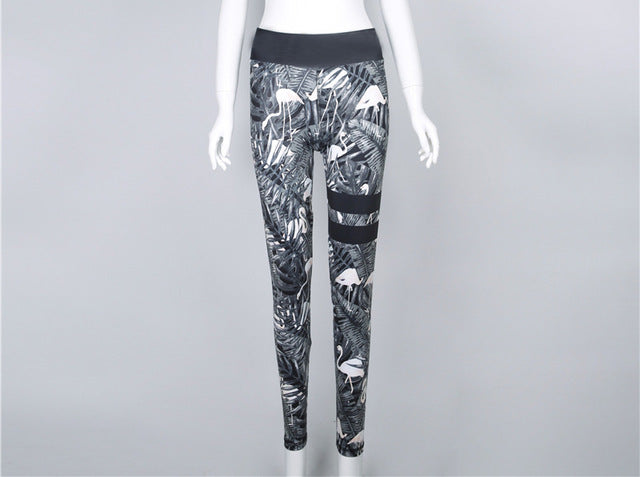 New Sexy Print Fitness Leggings