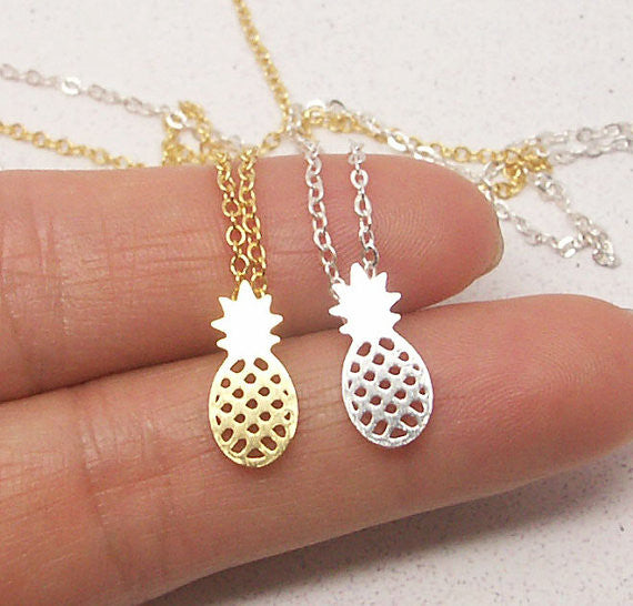 New Fashion Pineapple Necklace