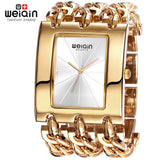 Luxury Gold Waterproof Watch