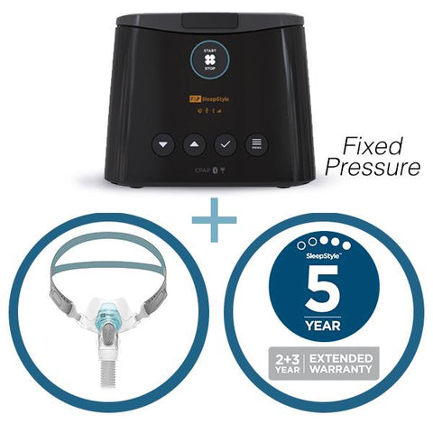 Fisher and Paykel SleepStyle™ CPAP Package