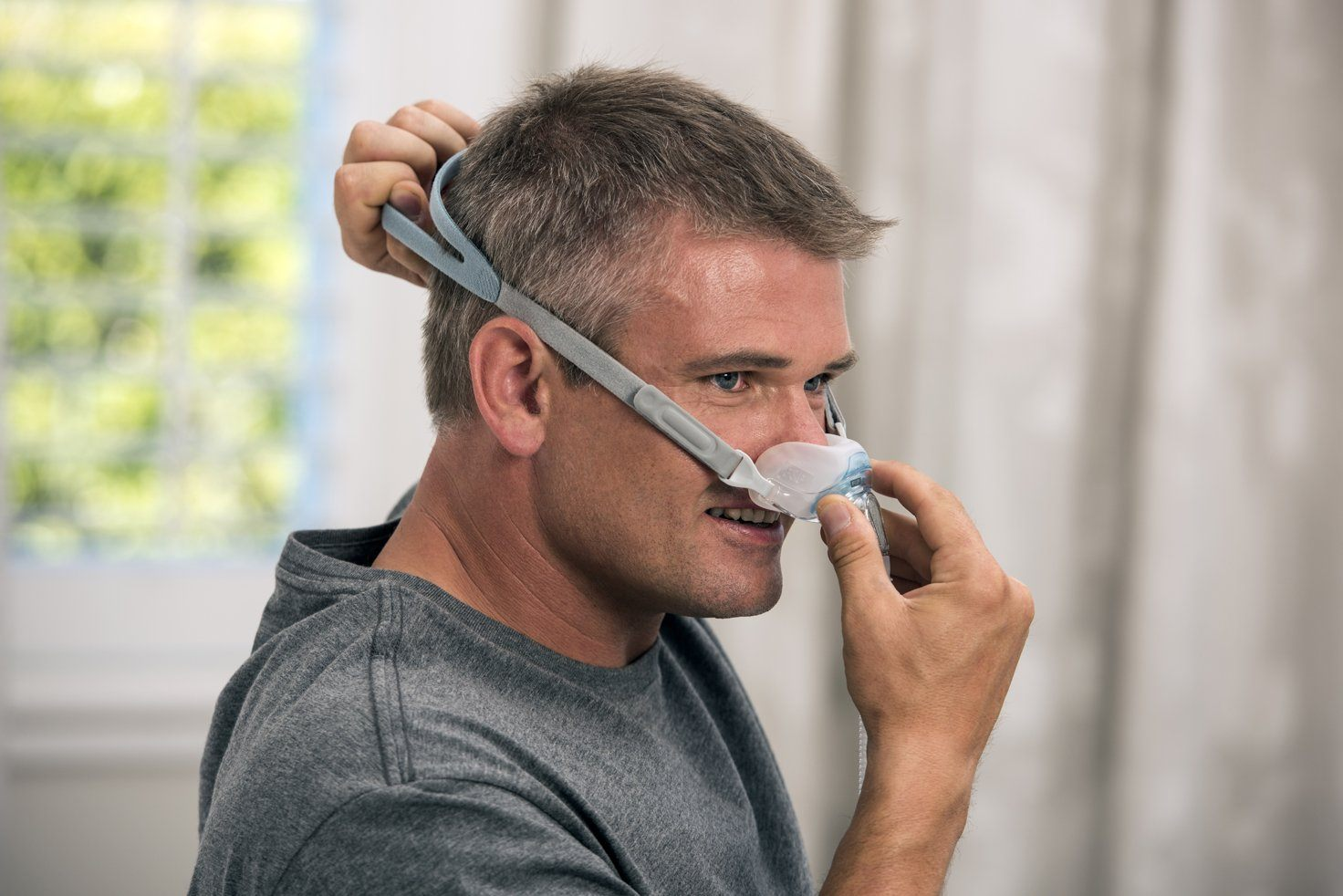 F&P Brevida Pillow Mask CPAP Masks Fisher & Paykel