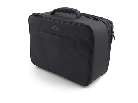 CPAP travel bag with removable laptop case