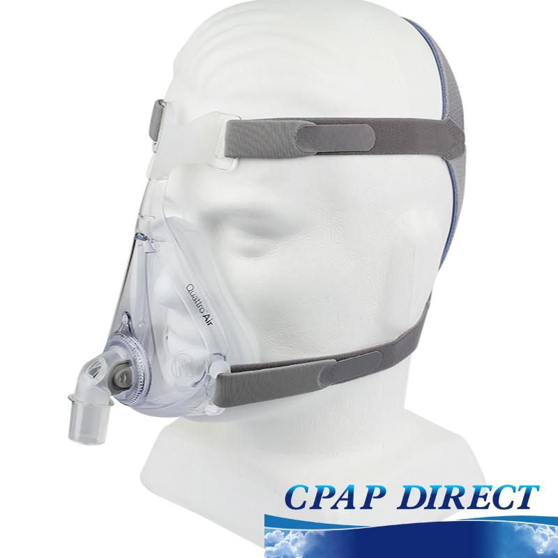 ResMed Quattro Air Full Face CPAP Mask CPAP Masks ResMed