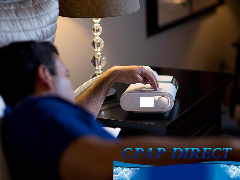 Philips DreamStation Pro with Humidifier and Cellular Modem CPAP Machines Philips
