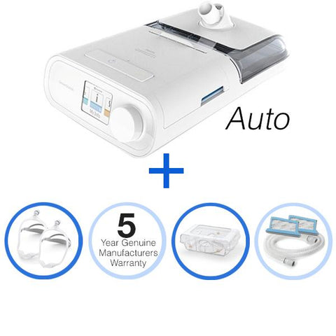 Philips DreamStation Auto PLUS extras Package