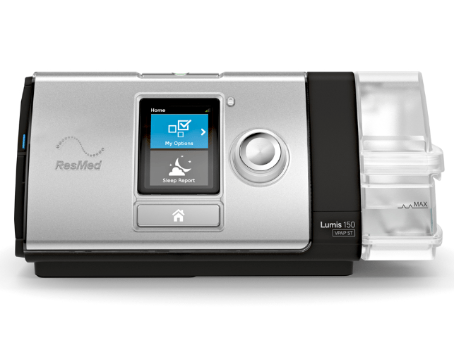 ResMed Lumis 150 ST Bi-Level – CPAP Direct