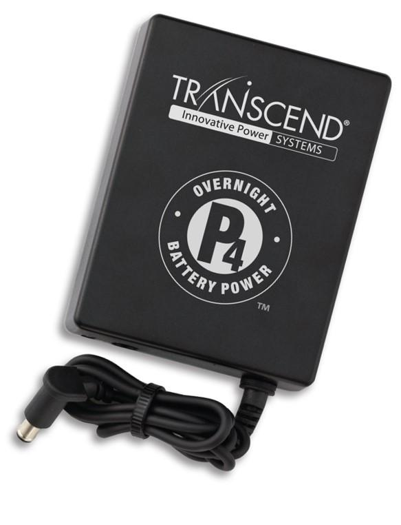 Transcend P4 Battery Accessories Transcend