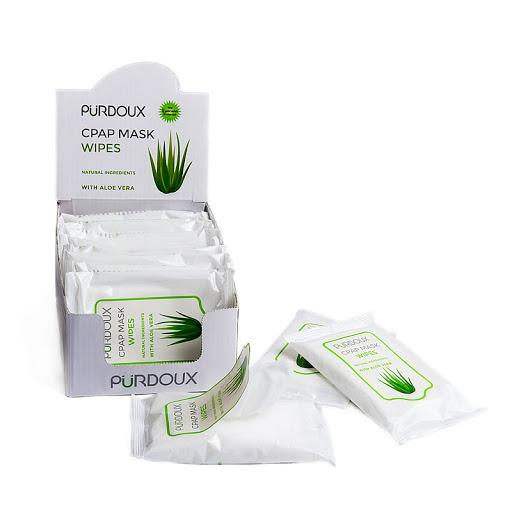 Purdoux Travel Wipes 120pk Accessories Choice One Medical