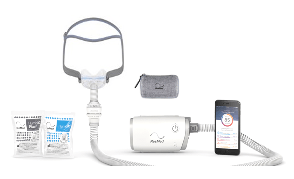 ResMed AirMini N30 Travel Starter Kit CPAP Machines ResMed