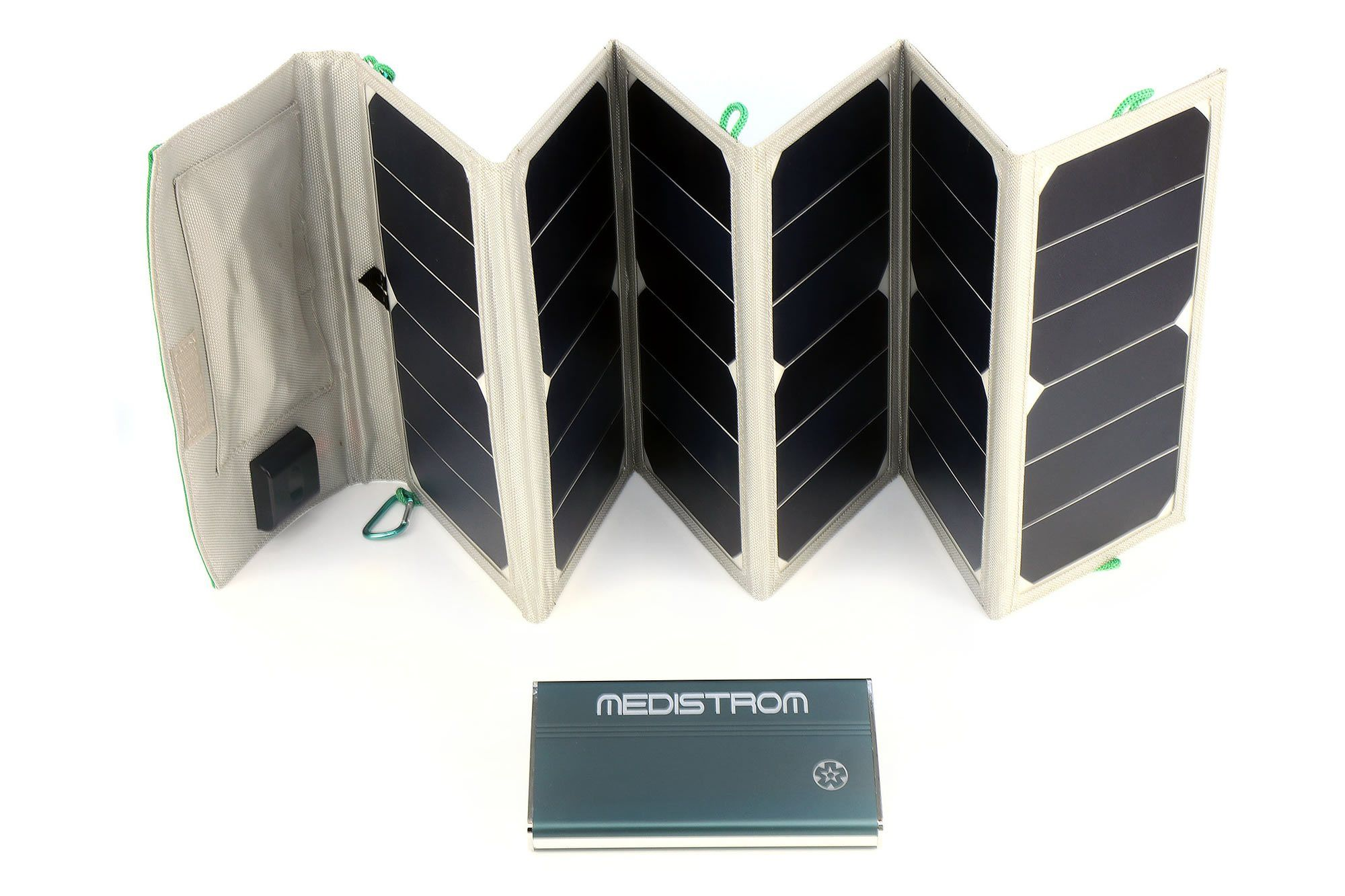 MediStrom Solar Panel for Pilot Lite Batteries Accessories MediStrom