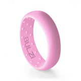 Pink 6mm - Silicone Ring