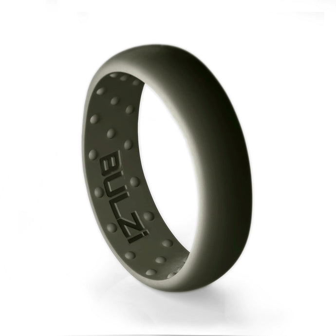 Sage 6mm - Silicone Ring