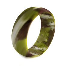 Camo 8mm - Silicone Ring